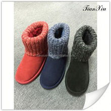 High quality sheepskin boots 2014