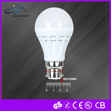 100pcs\/lot B22 Led Bulbs 220v 5w White Lampadas Led Energy Saving Light Bulbs B22 Led Bulb Lamp For Home Lighting Smd 2835