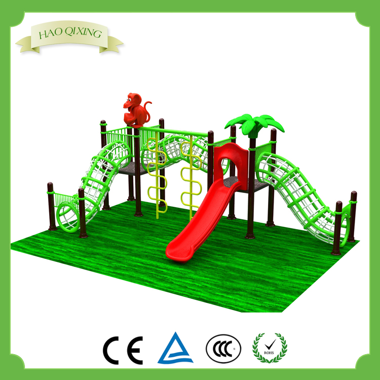 2017 manufacturers selling outdoor children's play , children outdoor climbing structure equipment