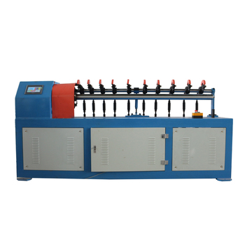 SLQG-M Multi-Knife Paper Tube Cutting Machine