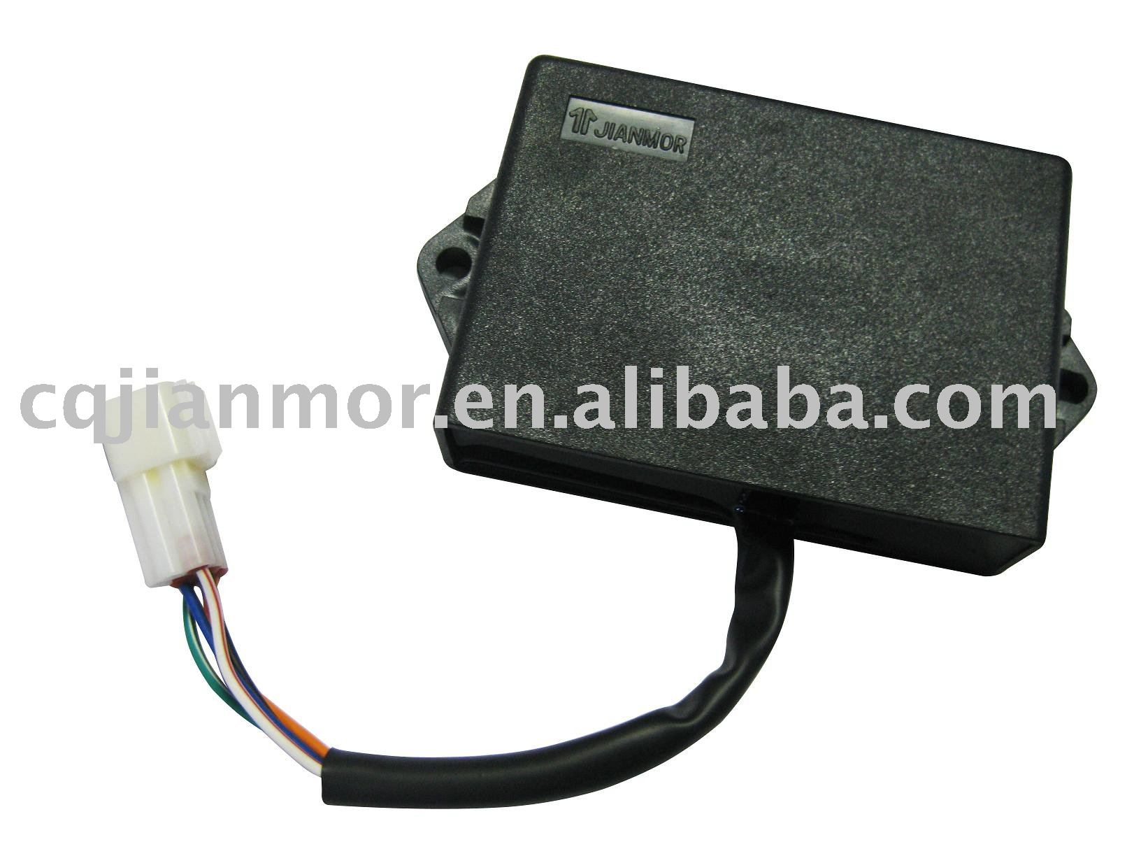 JS400ATV CDI unit of motorcycle part
