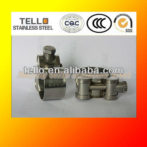 304 stainless steel constant tension wire clamps