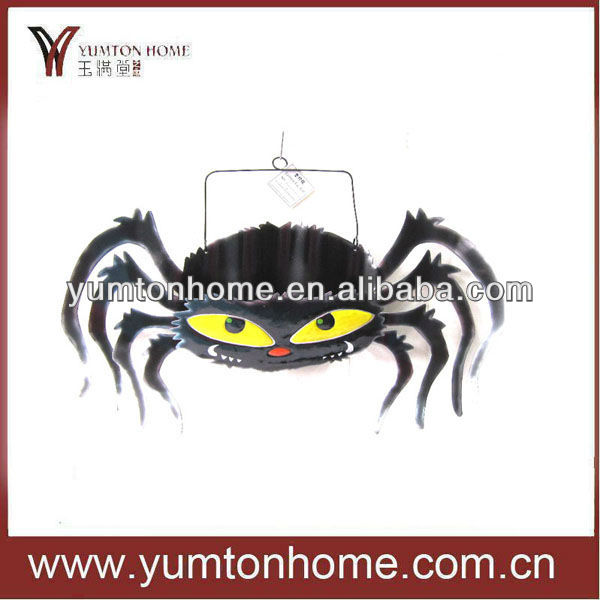 cute metal spider wall decor