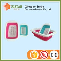 Alibaba hot selling kitchen useful plastic basket cheap price list