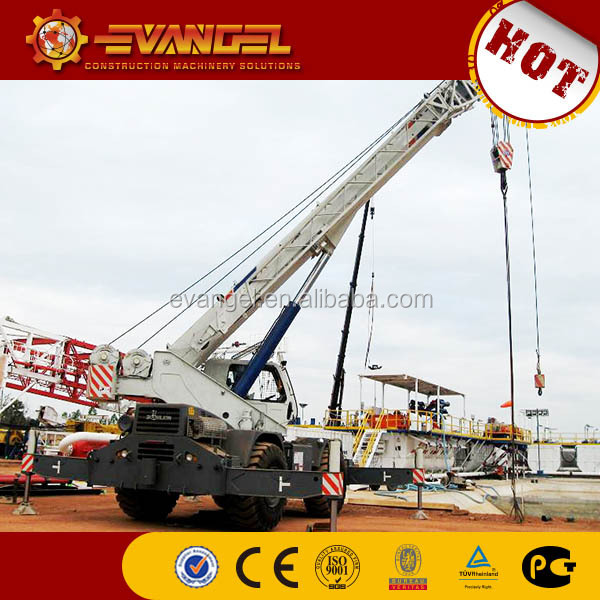 75 ton truck crane zoomlion crane tipper truck QY80 for sale