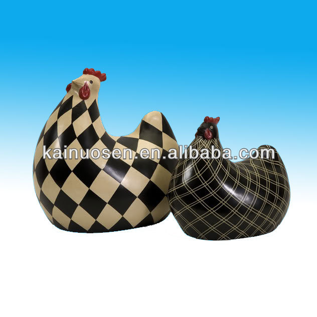 Hotsale ceramic chicken