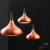 Italy designer lighting wooden lamps pendant modern modern lighting factory china
