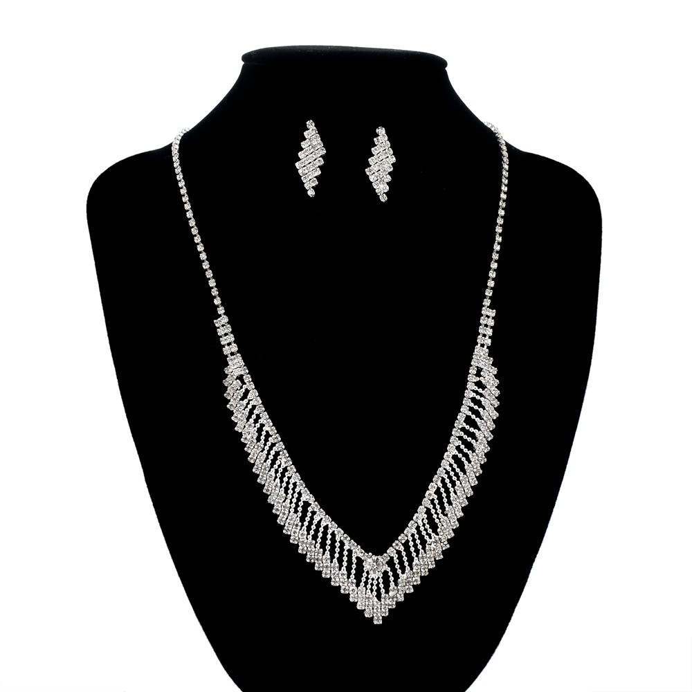 Fashion wedding jewelry sets