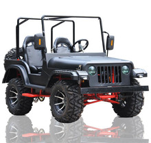 2017 cheap price automatic 200CC jeep for adult