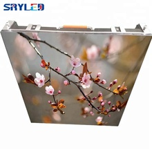 Die Casting Aluminum Guangzhou Price List <strong>RGB</strong> 2mm P2 Indoor Advertising Led Display Screen