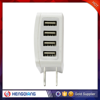4 USB Port Quick Charge Charger