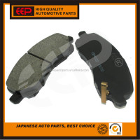 Asbestos free brake pad for MITSUBISHI LANCER N84 MR569403 EEP4722