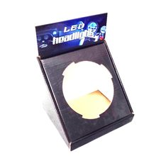 Customized Display Boxes for LED Headlight Auto Parts