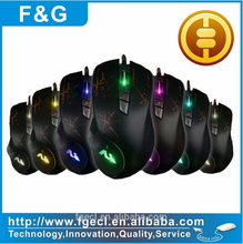 Wholesale New USB Wired Optical Computer Gaming Mouse With Custom Logo