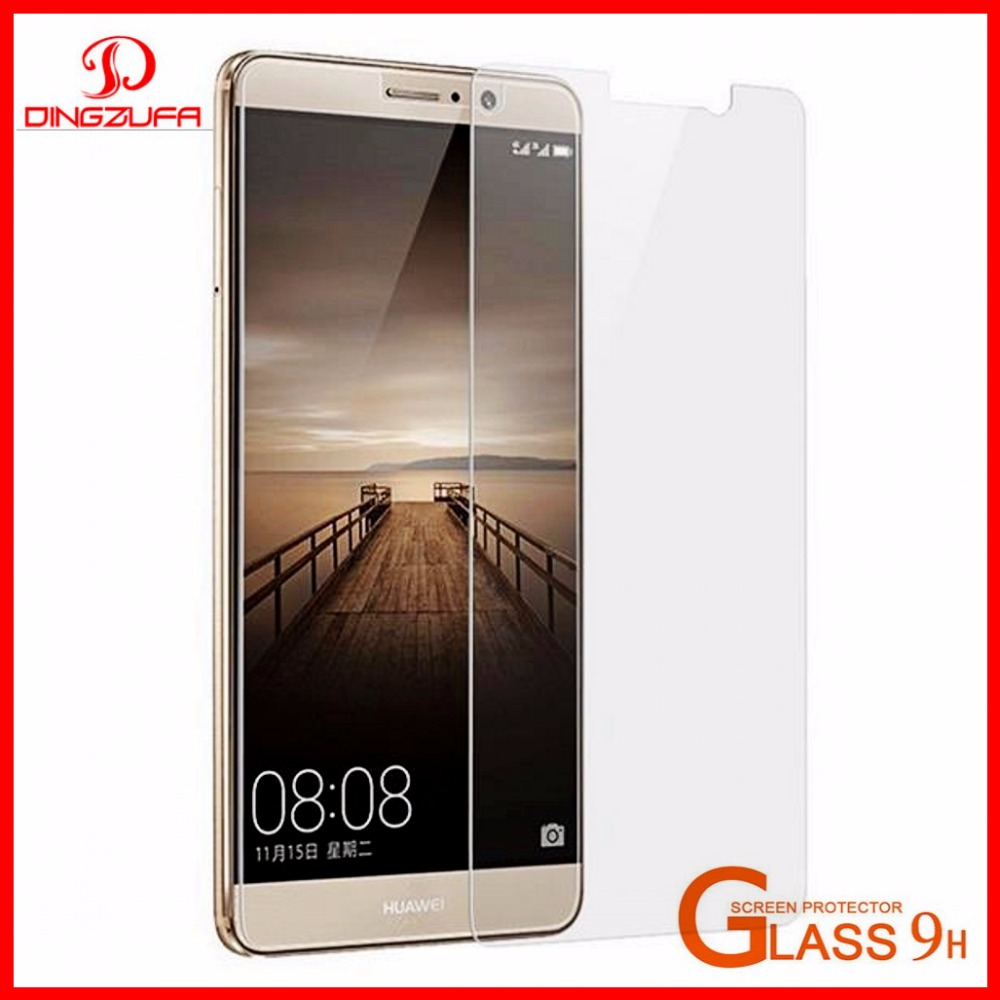 High quality Wholesale tempered glass screen protector OEM glass tempered protector for HUAWEI P10 9H
