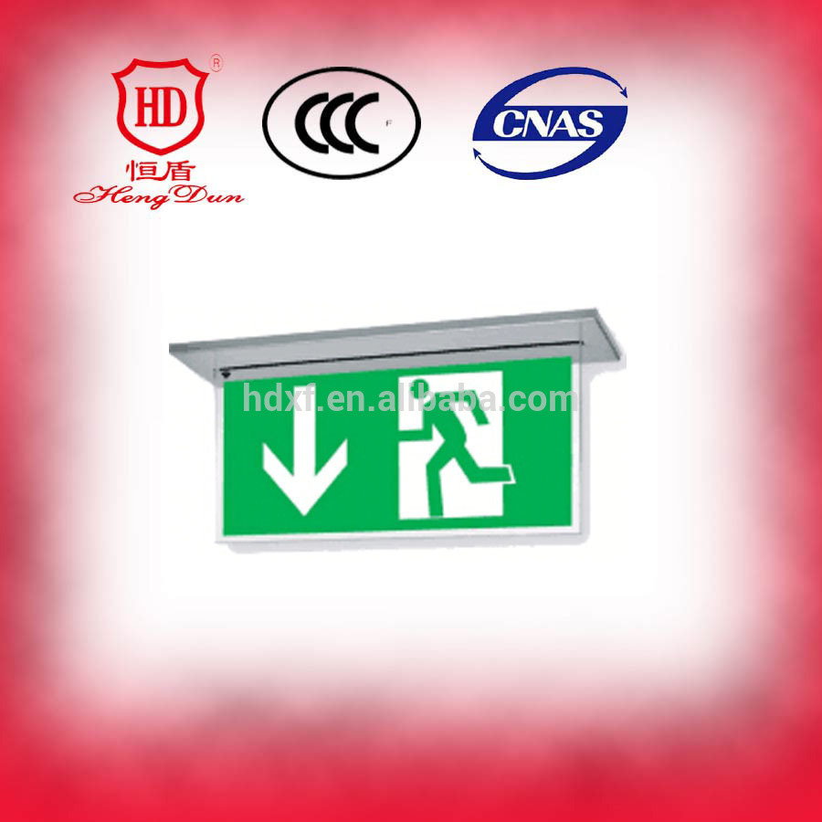 Wall Mounted Exit Lights : Emergency Lighting,Wall Mounted Emergency Exit Sign Lighting - Buy Emergency Lighting,Double ...