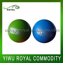 Custom Logo Imprint Foam Anti Promotional PU Stress Ball