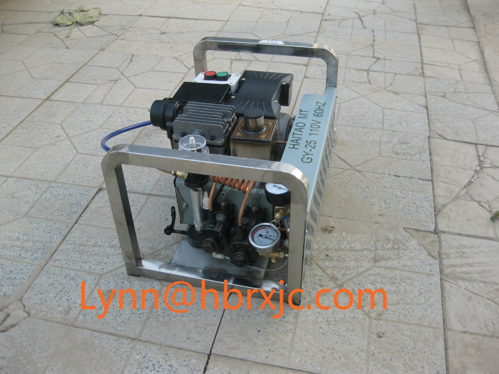 airforce condor special automatic pressure control air pump