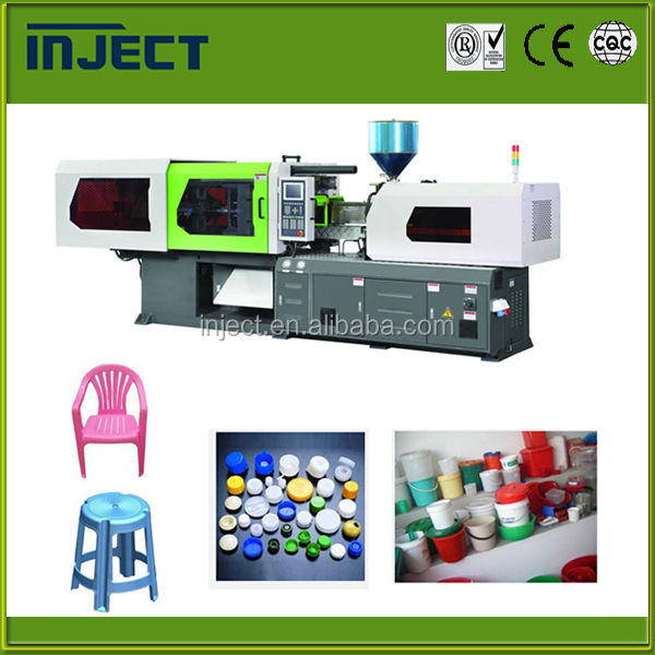 Plastic injection machine IJT-SV268 also can be 50-1600T Molding and Servo power