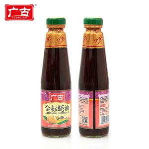 260g Chinese Top Quality Organic Oyster Sauce