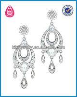 bulk buy from china crystal austrian crystals earring crystal avenue earrings