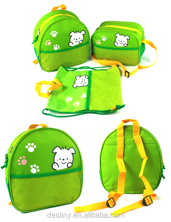 Cute Different Types Active Backpack Kids School Bag