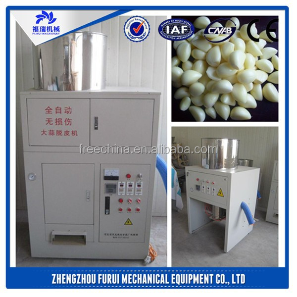 Factory direct supply Ajo Peeling Machine/peladoras de ajos