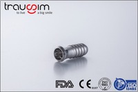 Top-seller Hot Trausim Titanium Dental Implants, Analogs and Screws