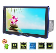 Export 8'' 32gb touch screen android single din car stereo vehicle gps tracker car DVD