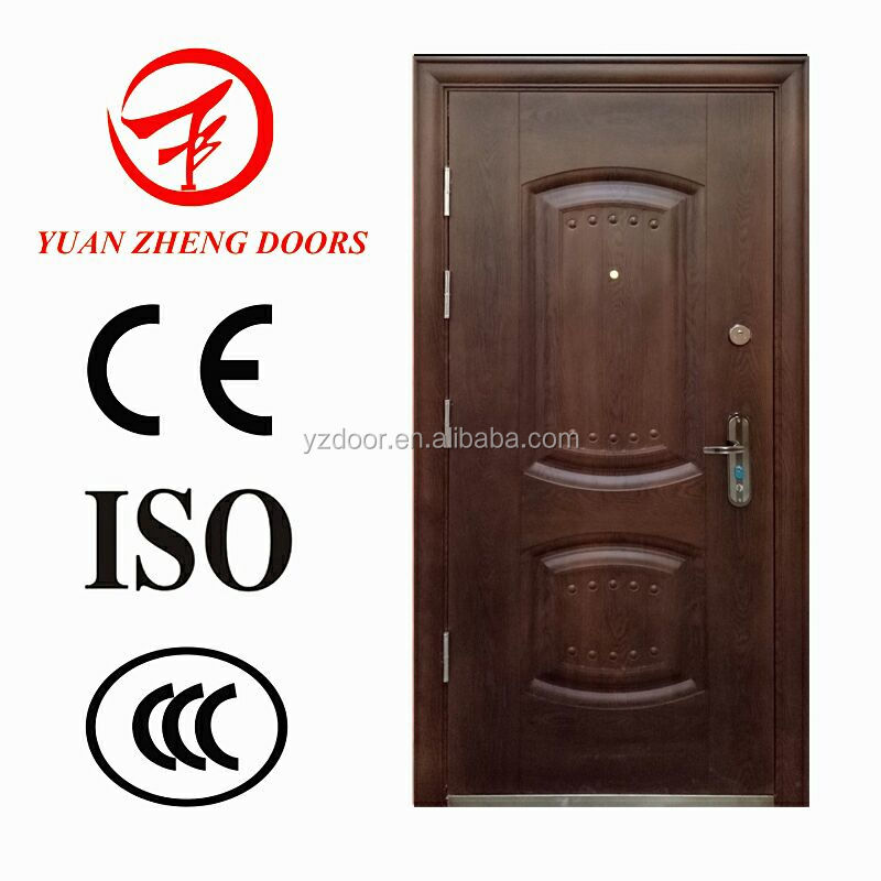 2017 new model Steel & Room interior Door design