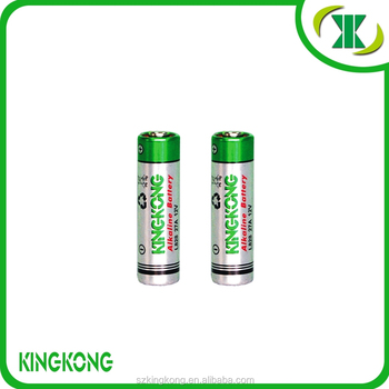 12v A23 23A L1028 high voltage alkaline cylindrical battery