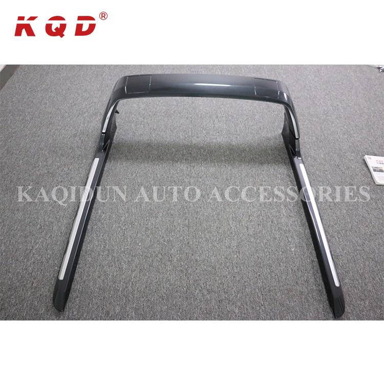 Auto spare parts car abs plastic auto decoration d-max accessories 4x4 roll bar for d-max