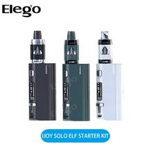 New Coming! 2017 e zigaretten 0.5ohm 80W 2ml IJOY Solo ELF