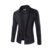 Men's Long Sleeve Monochrome Cardigan V-neck casual Sweater Coat
