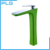 Cheap Discount Bathroom Green Color Wash Basin Faucet Chrome