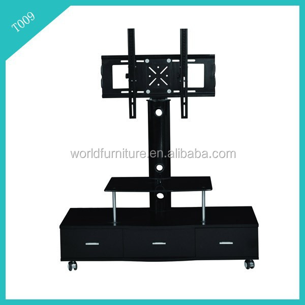 metal legs tv stand/rotate tv stand 360/modern led tv stand furniture design