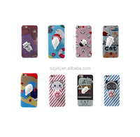 Wholesale hot cute striped soft cat claw phone shell tpu soft shell for iphone6/6p ,for iphone7/7p,for Galaxy S8/s7