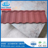 Building Material Stone Chips Coated Steel Tile /metal Roofing Price