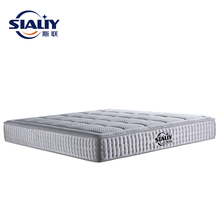 Five Star Hotel Memory Foam Knitted Fabrics Latex Mattress