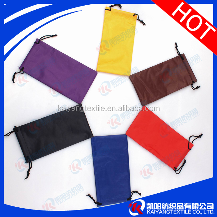Direct distributor ---reading glasses sack with transfer printing pouch
