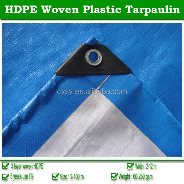 High quality waterproof pe plastic tarpaulin for truck cover / car cover