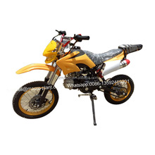new style adult 125cc dirt bike with lead acid battery