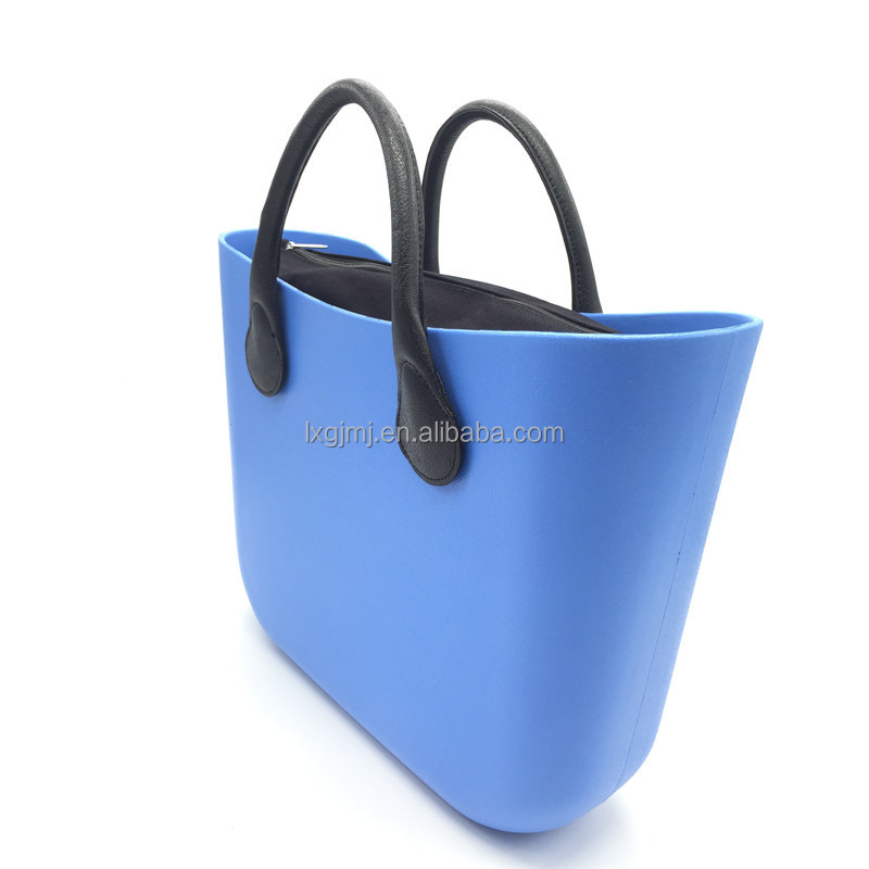silicone beach bag summer cool hadnbag shoulder bag tote bag 2017