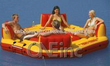 Fantasy inflatable entertainment inflatable water sport floating game