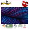 American market supply super wash acrylic wool space dyed yarn