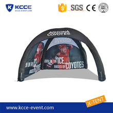Large 8X8 Big size easy assemble outdoor Large inflatable advertising tent
