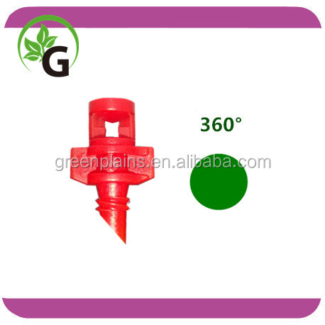 drip irrigation micro jet sprayer from Langfang GreenPlains