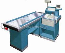 Suzhou Electric Counter Cash Table