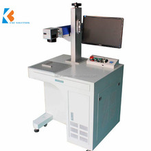CAS Max Raycus IPG 20W fiber laser marking machine for metal,watches,camera,auto parts,buckles