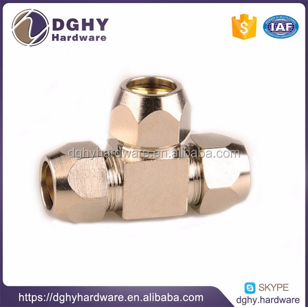 Newest design high quality brass cnc replacement parts